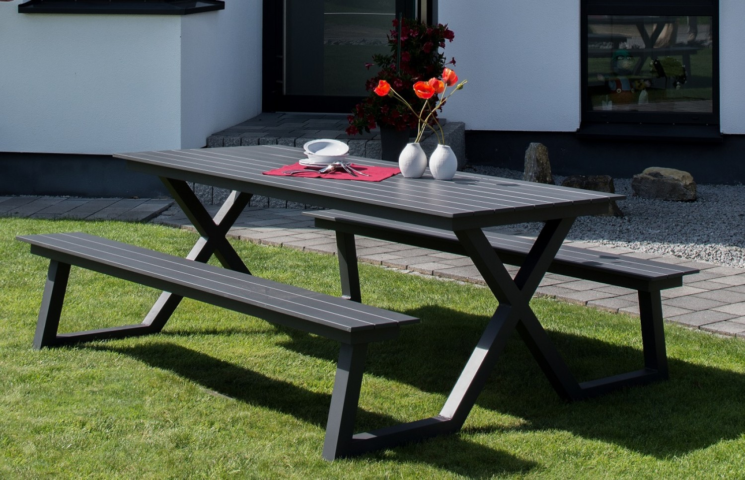 inko cebu aluminium gartenm belgruppe batavia gartenm bel onlineshop f r hochwertige gartenm be. Black Bedroom Furniture Sets. Home Design Ideas